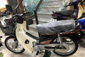 Sốc: Honda Dream Thái đời 2002 chưa từng đổ xăng rao bán 1,2 tỷ