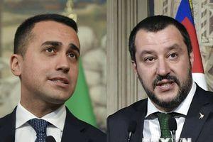 Italy: M5S, đảng Liên đoàn lấy ý kiến dân về thỏa thuận lập chính phủ