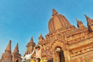 Hè này, hãy rủ hội bạn thân khám phá Myanmar