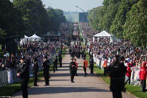 Trực tiếp Đám cưới cổ tích của Hoàng gia Anh