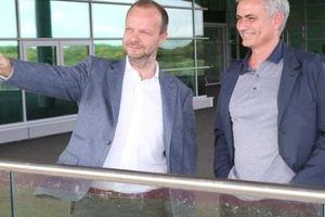 GĐĐH Ed Woodward thiết lập kế hoạch khuếch trương Man United