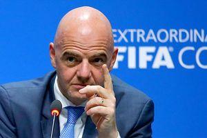 Khủng bố IS đe dọa 'xử' Chủ tịch FIFA trước thềm World Cup 2018