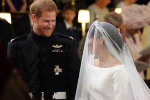 Đám cưới trong mơ của Hoàng tử Anh Harry
