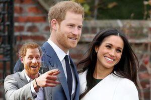 Những hình ảnh ấn tượng trước thềm đám cưới Hoàng gia Anh