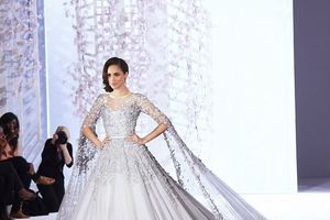 Trước giờ G: Chiếc váy cưới nghìn đô của Meghan Markle đã lộ diện