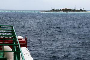 Sinh Tồn Đông, đảo tuyến đầu của quần đảo Trường Sa