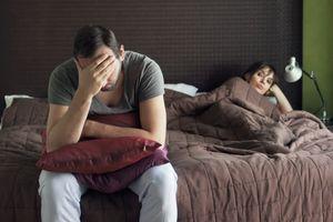Chồng trầm cảm, vợ khó mang thai