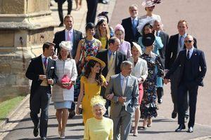 Vợ chồng David Beckham, George Clooney, Tom Hardy... đến mừng đám cưới Hoàng tử Harry