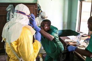 WHO cảnh báo dịch Ebola ở Congo có thể lan rộng