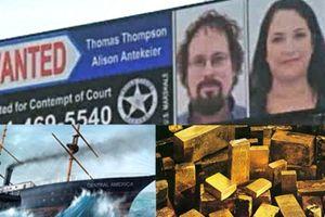 Tommy Thompson và 21 tấn vàng trên tàu SS Central America