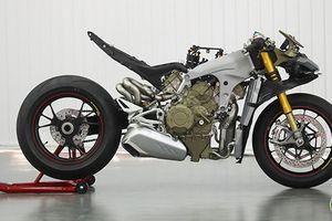 Tiết lộ bí mật động cơ Ducati Panigale V4