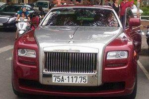 Rolls-Royce Ghost 'ngũ quý 1' bất ngờ về tay đại gia Huế