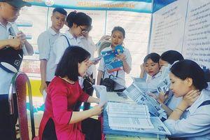 Trường ĐH Sư phạm Hà Nội 2 tổ chức ngày hội tuyển sinh năm 2018