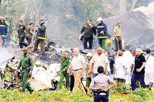 Tai nạn máy bay thảm khốc tại Cuba, hơn 100 người thiệt mạng