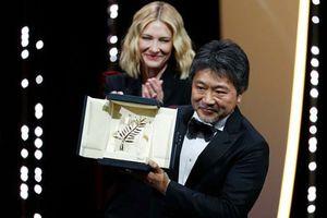 Thêm Cành cọ vàng cho điện ảnh Nhật