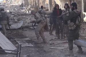 Quân đội Syria quyết không đàm phán, tiêu diệt tận cùng IS ở nam Damascus