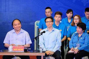 Đối thoại với Thủ tướng, công nhân lo việc cắt thang lương tạo kẽ hở DN ép lương