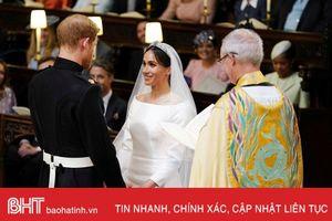 Thế giới nổi bật trong tuần: Đám cưới Hoàng gia Anh giữa Hoàng tử Harry và cô dâu Meghan