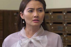 Thân Thúy Hà 'dằn mặt' Ngọc Lan vì có quan hệ tình cảm với Thanh Bình.