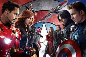 Vai trò của 'Captain America: Civil War' tới Vũ trụ Điện ảnh Marvel