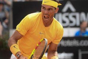 Hạ Zverev, Nadal lần thứ 8 đăng quang Rome Master