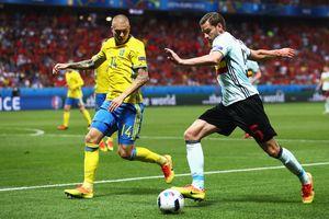 Victor Linderlof đội tuyển Thụy Điển: Không còn là 'thảm họa'