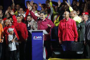 Bầu cử Venezuela: Ông Maduro 'bất chiến tự nhiên thành'