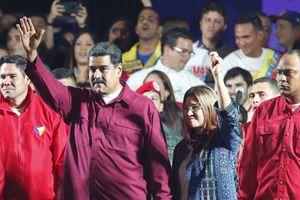 Ông Nicolas Maduro được tuyên tái đắc cử Tổng thống Venezuela