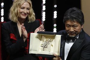 Cành cọ vàng 2018: Gọi tên đạo diễn Nhật Kore-Eda