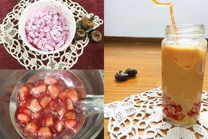 Trà sữa củ năng - đồ uống ngon bá cháy cho loạt tín đồ 'nghiện' trà sữa