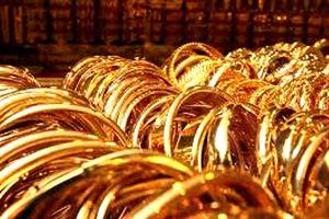Giá vàng diễn biến trái chiều ngay đầu phiên tuần mới