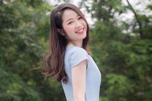 Hoa khôi Ngoại giao: 'Bạn trai có rất nhiều nhưng người yêu thì chưa'