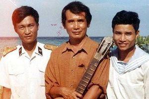 Thế Song: Nhạc sĩ của biển và những người lính đảo