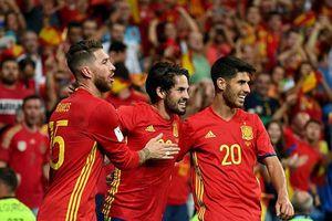 Dàn sao Real Madrid áp đảo đội hình ĐT Tây Ban Nha dự World Cup 2018