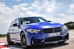 BMW ra mắt M3 CS sản xuất giới hạn chỉ 1.200 chiếc