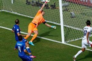 ĐẾM NGƯỢC 24 ngày World Cup: Bryan Ruiz 'tiễn' Azzurri