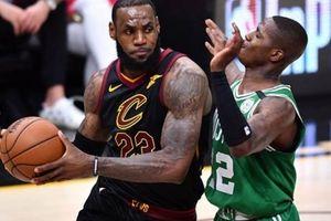 Kết quả NBA ngày 22/5 - Lebron James chơi như 'quái thú', 'Kỵ sĩ' cân bằng tỷ số series