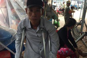 Tịch thu 550 tờ vé số, gọi người khuyết tật là 'thằng què'