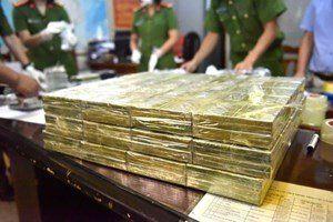 Thanh Hóa: Triệt phá đường dây ma túy 'khủng', thu giữ 60 bánh heroin