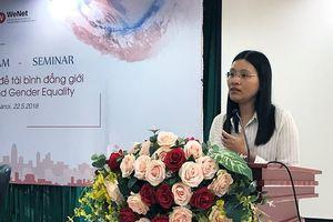 Một nghiên cứu khẳng định 27% nhà báo nữ Việt Nam từng bị quấy rối tình dục