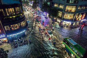 TPHCM cứ mưa là ngập: 'Thủ phạm' đô thị hóa