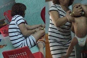 Đưa các cháu nhỏ bị bảo mẫu bạo hành dã man ở Đà Nẵng đi giám định