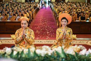 Nữ tỷ phú tổ chức lễ cưới 'siêu hoành tráng' cho con trai