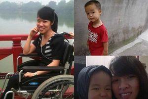 Nghị lực của mẹ đơn thân 11 năm bại liệt, vì con chập chững từng bước đi đau đớn