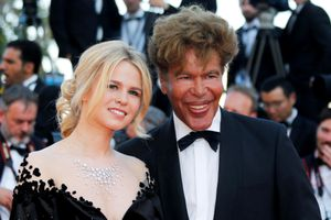 Cặp đôi 'đũa lệch' gây sốc tại Liên hoan phim Cannes 2018