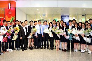 Việt Nam giành giải ba cuộc thi khoa học kỹ thuật quốc tế 2018