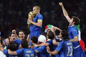 World Cup 2006: Italy và chức vô địch trước vành móng ngựa