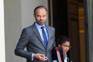 Thủ tướng Pháp Edouard Philippe hủy chuyến thăm Israel