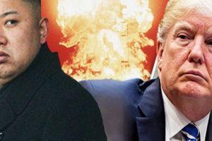 Trump sẵn sàng chiến tranh với Triều Tiên nếu đàm phán thất bại?