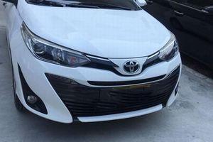 Toyota Vios thế hệ mới bất ngờ 'lộ diện' trên đường phố Việt Nam